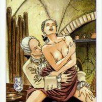Seks w Tarocie. Buławy
