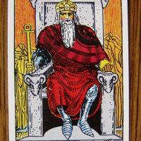 Cesarz- czy w uporze i wytrwałości tkwi siła?