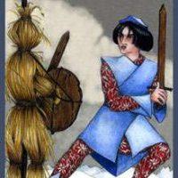 Paź (giermek) mieczy, nie myśl tyle, ucisz serce