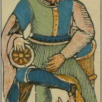 Król monet (denarów). Siła ziemi