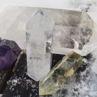 Kryształy i ich kształty w uzdrawianiu i magii