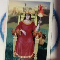 Król buław – energia karty