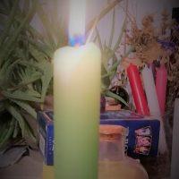 Co można odczytać ze świeczki